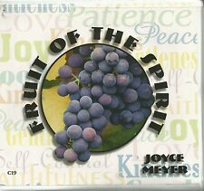 FRUIT OF THE SPIRIT              10 CDs       Joyce Meyer
