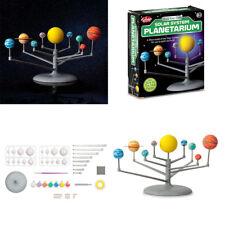 Modellbau Solar System Planeten System Sonnen System Lernspielzeug Malerei Bild