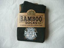 Top Bloke Personalised Bamboo Socks Size - DANIEL - Size 6-11 - BNWT