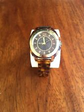 COACH  Brown Tortoise Ladies Watch