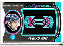 2015-16 OPC Manufactured Patch Brand Logo - ALEXANDER OVECHKIN #P-87 - 1: 4998