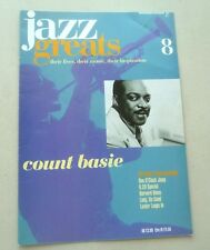 COUNT BASIE JAZZ GREATS THEIR LIVES THEIR MUSIC THEIR INSPIRATION