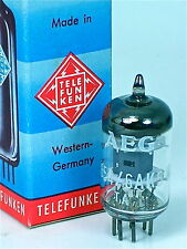 NOS TELEFUNKEN 5654 6AK5W EF95 < >Tube for Dot MK IV V81 HiFiMAN, LITTLE BEAR T7