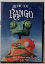 Rango (DVD, 2011) Johnny Depp