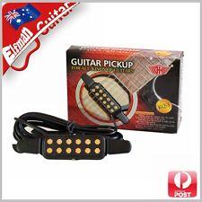 Acoustic Guitar Sound Hole Amplifier Pickup Compact Style KQ-3 AU Seller