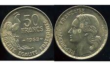 50 FRANCS 1953  TTB/SUP