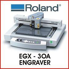 ROLAND ENGRAVER - Roland EGX-30A - FREE DELIVERY CBD - BRAND NEW - PROTECH CNC