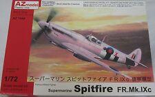 AZ Models 1/72 AZ7444  Supermarine Spitfire FR Mk IXc