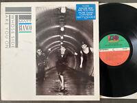 MATT BIANCO Whose Side Are You On LP 1984 Atlantic 81268-1 Hype Sticker VG/VG