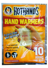 Hothands handwarmers 10 hours of heat sports trekking motorcycle multi uses._