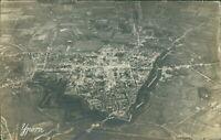 Ansichtskarte Ypern 1918 Luftbild  (Nr.9623)