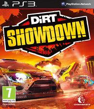 Dirt Showdown PS3 Playstation 3 IT IMPORT CODEMASTERS
