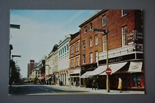 R&L Postcard: Lancaster Road Preston, Colourmaster Circa 1960s Starkie's Shop