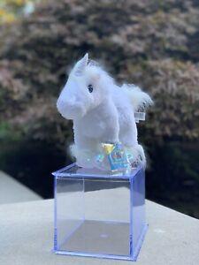 NEW Retired RARE Unicorn full size Webkinz sealed unused code HM069
