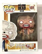 Funko Pop Woodbury Walker Walking Dead