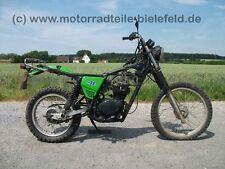 original Ersatzteile spare-parts Kawasaki Oldtimer KL250A 1x Motor engine moteur