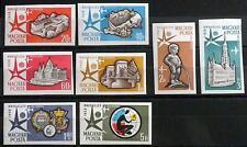 Ungarn Hungary Kat. 1519-1529B MNH 1958 Air Mail Kat 18 Euro ( only 10'343 Sets)