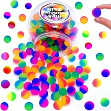 Flummybälle Glitzerstreifen Spielzeug für draußen