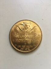Death Valley National Monument Coin