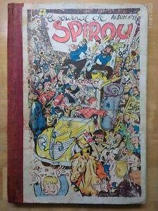 Reliure éditeur Album du Journal de Spirou N°11 1942