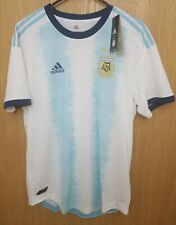 New Adidas 2019 Argentina Home Soccer Jersey Climachill DP0225 Size Large $130