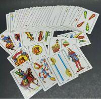 💥NAIPES Cartas Españolas - Spanish Cards Playing Games Divination Cards