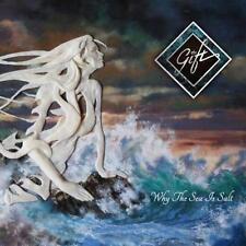 THE GIFT - WHY THE SEA IS SALT DIGIPAK PRE ORDER UK SYMPHONIC MELODIC PROG 2016