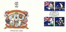 AUSTRALIA 21 JUNE 1988 AUSTRALIAN BICENTENARY MCC OFFICIAL FIRST DAY COVER SHS