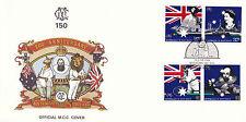 Australia 21 June 1988 Australian Bicentenary Mcc Official First Day Cover Shs