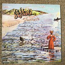 Genesis - Foxtrot - Scarce 1976 USA 6 track non-gatefold vinyl LP