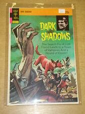 DARK SHADOWS #23 FN+ (6.5) GOLD KEY COMICS DECEMBER 1973