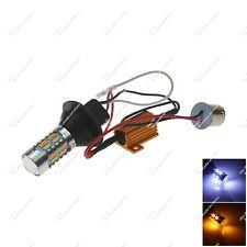 1X BAU15S PY21W 28 5630 LED Turn Indicator Light Switchback DRL Error Free 20375