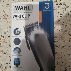 WAHL  VARI  CORDED HAIR CLIPPERS  FOR MEN / UNISEX WITH  - 3 YEARS WARRANTY