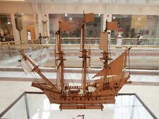 Corsair /pirate ship sail boat model Wooden model kit
