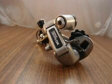 1990 MTB rear derailleur Shimano RD-M650 Deore DX 7 sp made in Japan long cage