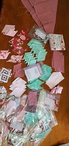 Moda Lella Boutique Into The Woods Charm Pack, Paper Pieces And Scraps Quilting