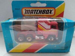MATCHBOX  No 45 KENWORTH TRUCK .