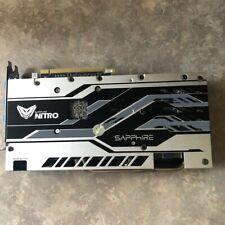 SAPPHIRE Nitro+ Radeon RX 580 4GB GDDR5 Graphics Card (GPU