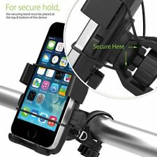 360° Universal Bike Bicycle Cycling MTB Mount Holder Bracket For Cell Phone GPS
