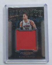 NBA Blake Griffin Panini Dominion MAMMOTH Patch Card 49/49 🔥