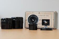 Russar MR-2 20mm f/5.6 for LSM/LTM Pyccap MP-2 Full Set