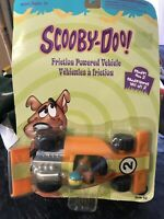 Vintage 2002 Scooby Doo Roadster Friction Car Toys Collector Scoob NEW WB Irwin