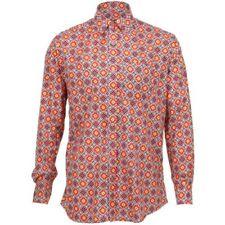 Abbigliamento da uomo arancione, da indi