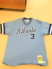 pretty nice 9d5a9 44e32 Mitchell & Ness Atlanta Braves MLB Jerseys for sale   eBay
