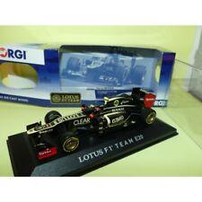 LOTUS RENAULT E20 2012 R. GROSJEAN CORGI CC56402 1:43 8ème
