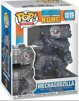 NEW Godzilla Vs Kong #1019 Funko Pop RARE Mechagodzilla   Next Day Delivery 🚚
