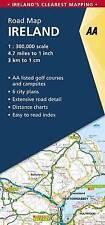 AA Road Map Ireland by AA Publishing (Sheet map, folded, 2017)