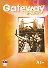 Macmillan GATEWAY B1+ 2nd Edition Workbook @BRAND NEW@