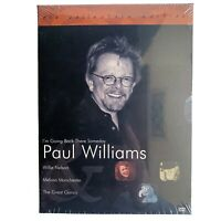 Paul Williams: I'm Going Back There Someday (2-Disc) DVD New in Plastic