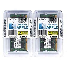 2GB Kit 2X 1GB PowerBook G4 Late 2005 A1138 A1139 M9969LL/A M9970LL/A Memory Ram